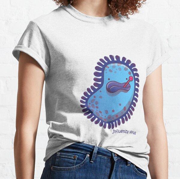 Influenza Virus Classic T-Shirt