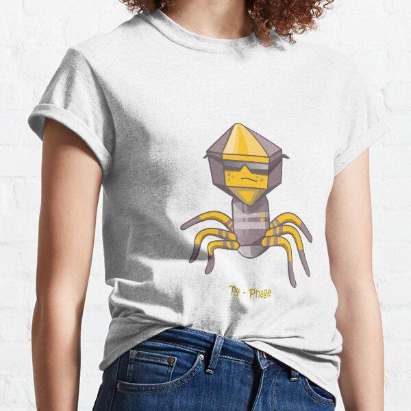T4 Virus Classic T-Shirt