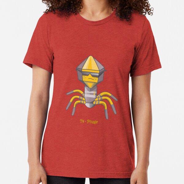 T4 Virus Vintage T-Shirt