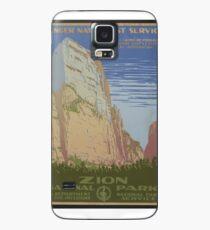 Zion National Park Case/Skin for Samsung Galaxy