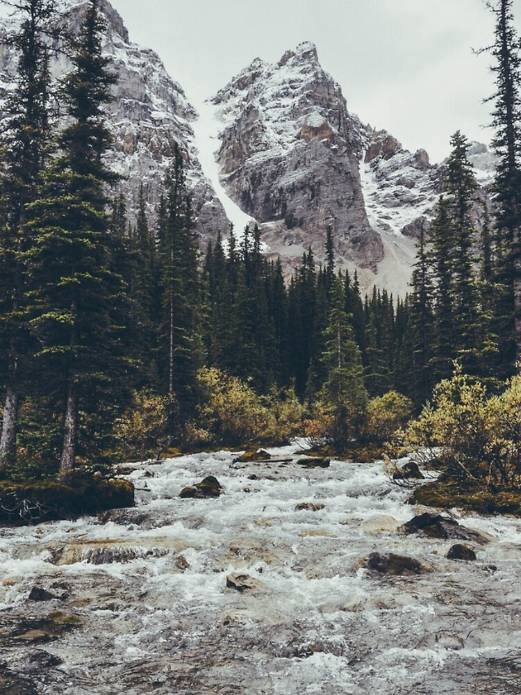 mountain rapids by bellehibou