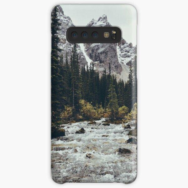 mountain rapids Samsung Galaxy Snap Case