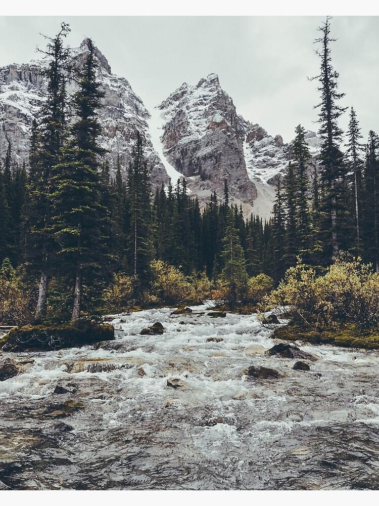 mountain rapids by bellehibou