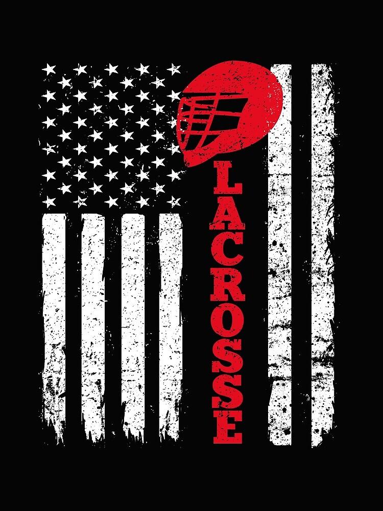 Flag Lacrosse by Phoenix23