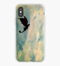 Toothless in the Sky iPhone Case