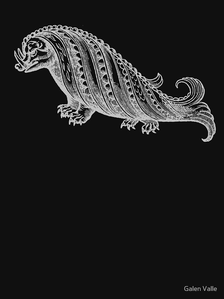 Walrus Schwein-Wal (Pig Whale) by GalenValle