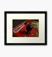 King of Kong Framed Print