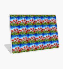Poppy Summer Laptop Skin