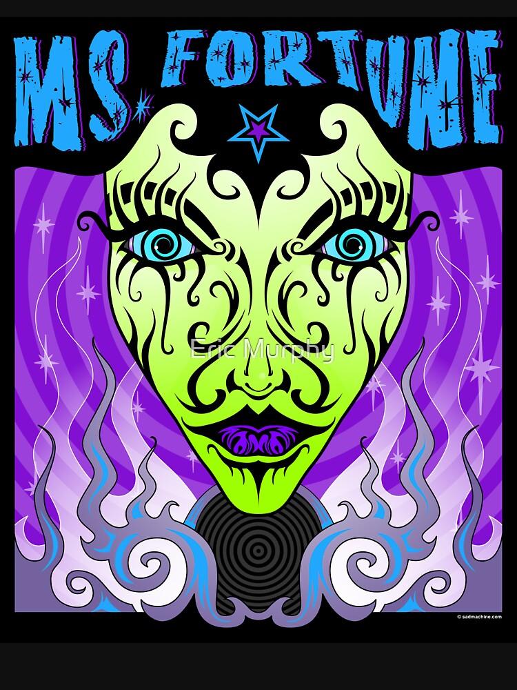 Ms. Fortune by sadmachine