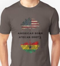 African born, African roots T-Shirt