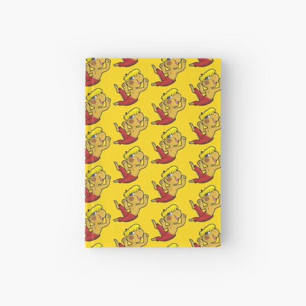 Shaggy Mane Hardcover Journal