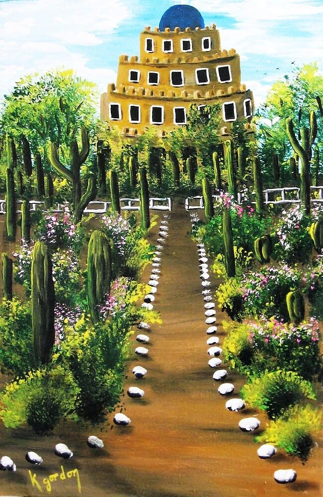 Tovrea Castle by WhiteDove Studio kj gordon
