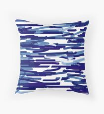 Where the seas and rivers are born Throw Pillow