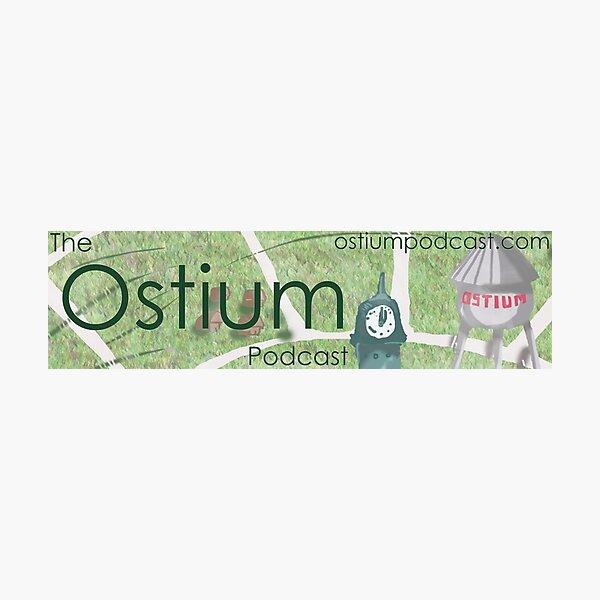 Ostium Water Tower Bumper Sticker Photographic Print