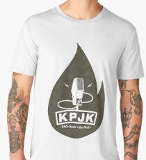 KPJK Radio - twin peaks episode 8 Men's Premium T-Shirt