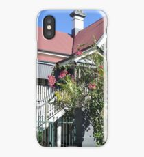Living at West End iPhone Case/Skin