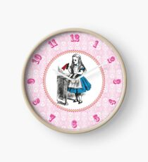 Alice in Wonderland | Drink Me Clock