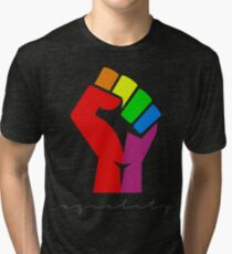 We Stand Strong - Fighting For Marriage Equality in Australia Tri-blend T-Shirt