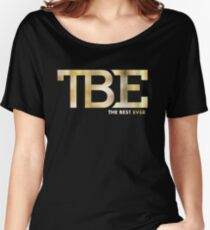 TBE the best ever floyd undefeated Women's Relaxed Fit T-Shirt