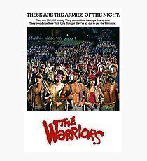 The Warriors Photographic Print