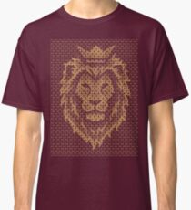 Lion Crown Classic T-Shirt