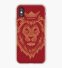 Lion Crown iPhone Case
