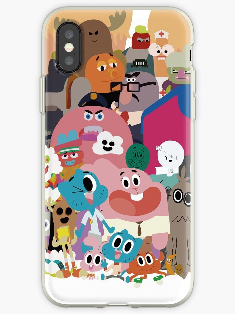coque iphone 5 gumball