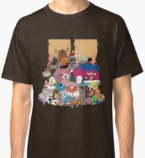 The amazing world of Gumball Classic T-Shirt