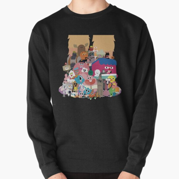 The amazing world of Gumball Pullover Sweatshirt