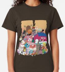 The amazing world of Gumball Classic T-Shirt