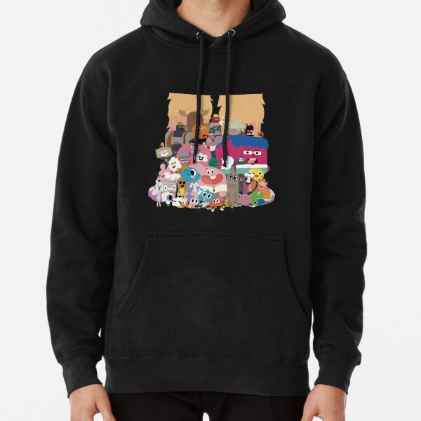 The amazing world of Gumball Pullover Hoodie