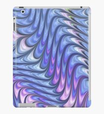 Abstract Waves iPad Case/Skin