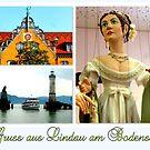Gruss aus Lindau am Bodensee by ©The Creative  Minds