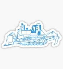 Dozer Forever Sticker