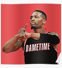 Damian Lillard Poster
