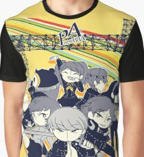 Persona 4 | Reach out for the Truth Graphic T-Shirt
