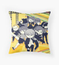 Persona 4 | Reach out for the Truth Throw Pillow