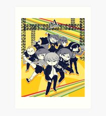 Persona 4 | Reach out for the Truth Art Print