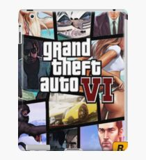 GTA VI iPad Case/Skin