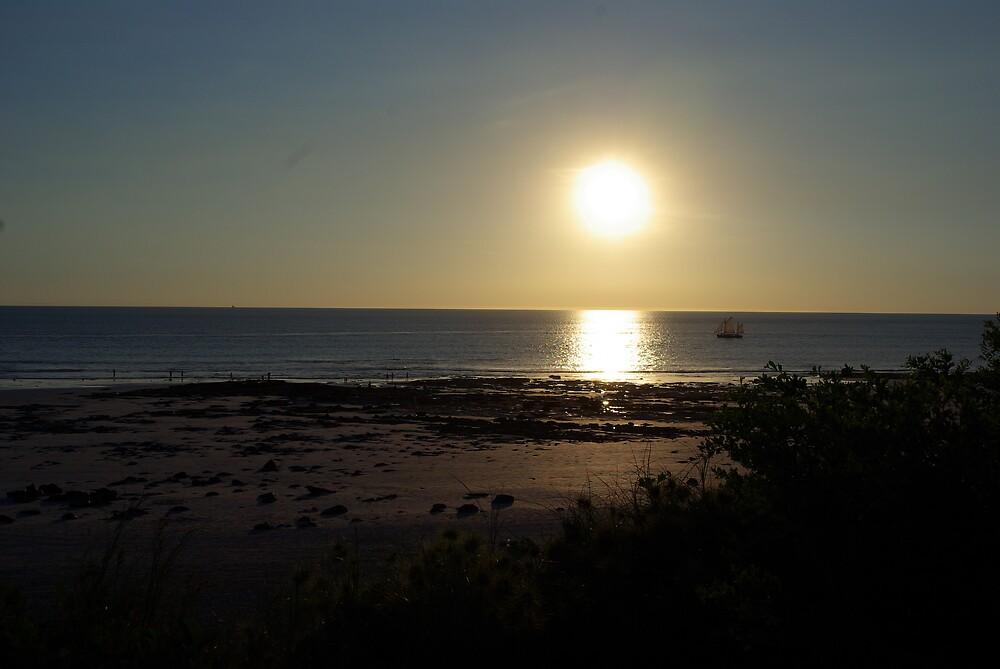 Sunset by jayarr