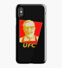 ufc iPhone Case/Skin