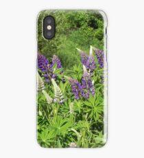 Lupin Garden iPhone Case
