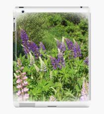 Lupin Garden iPad Case/Skin