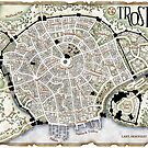 Trostig Town Plan by S. Ross