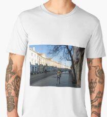 Parallels - Warsaw Men's Premium T-Shirt
