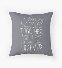 Cojín Juntos para siempre