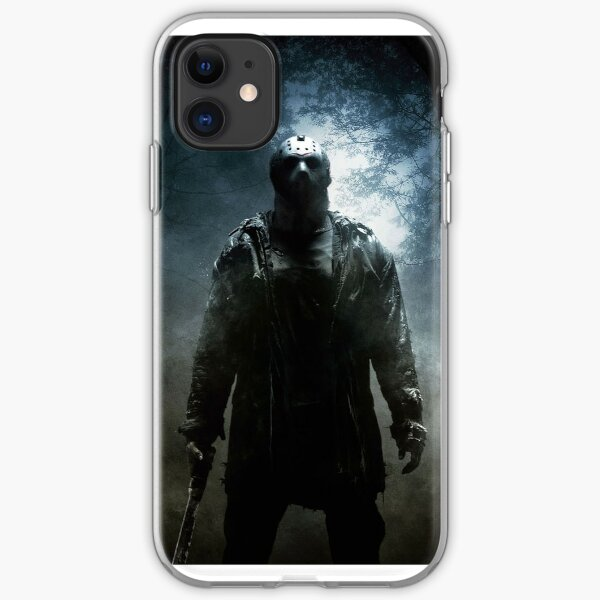 Jason voorhees Friday 13 iPhone Soft Case