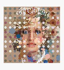 Pop Princess Photographic Print