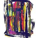 Düsterer Regenbogen von beth-cole