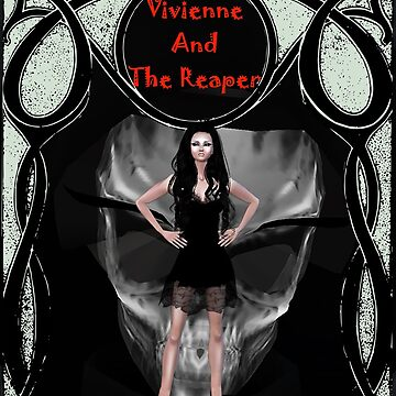 Vivienne and The Reaper by YodaWars